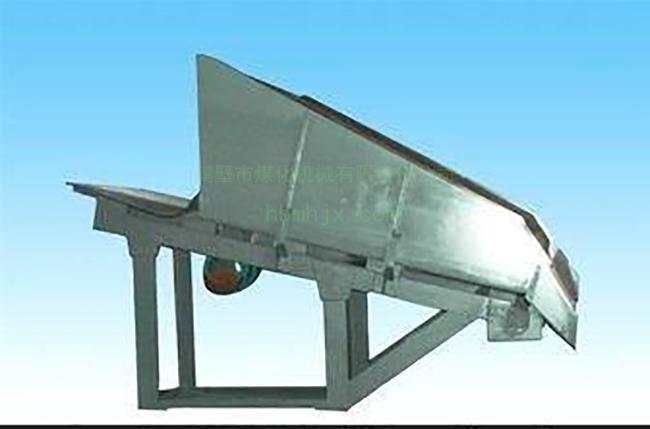 鹤壁煤化帮您解析— —振动放矿机台板与电机底座构件振裂原因