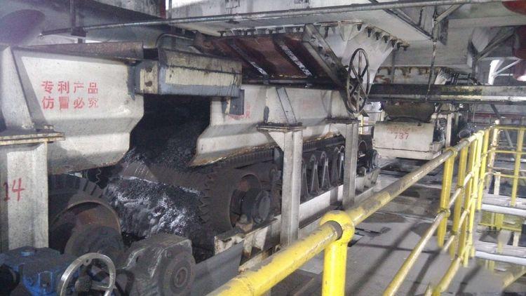 带式给煤机皮带跑偏的原因及解决办法