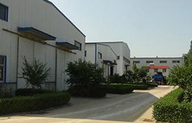 鹤壁煤化机械厂房右侧