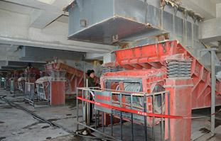 黑龙江多宝山矿业XZGZ1750替代皮带机给矿