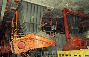 江铜永平矿选矿厂XZG7型12台