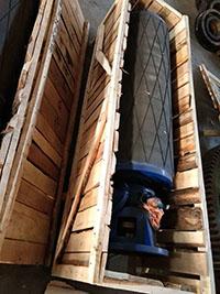 外装式电动滚筒的生产使用与维护保养——鹤壁煤化机械