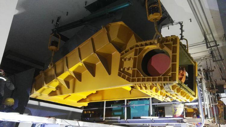双质体振动给煤机在马兰洗煤厂的应用