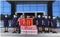 八一建军节  鹤壁煤化向消防官兵送去祝福和慰问品