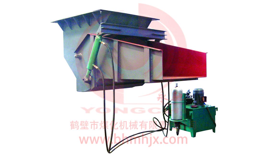 矿用机械DFZ型电液动防窜仓闸门
