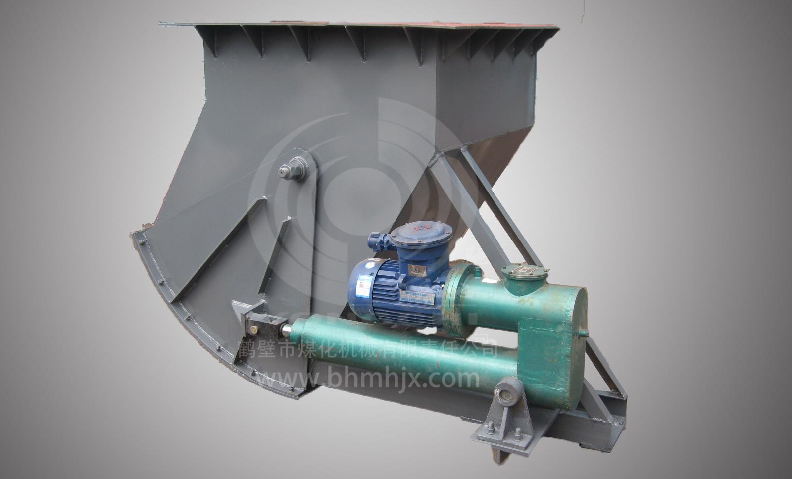 给料机DSZ型电液扇形闸门