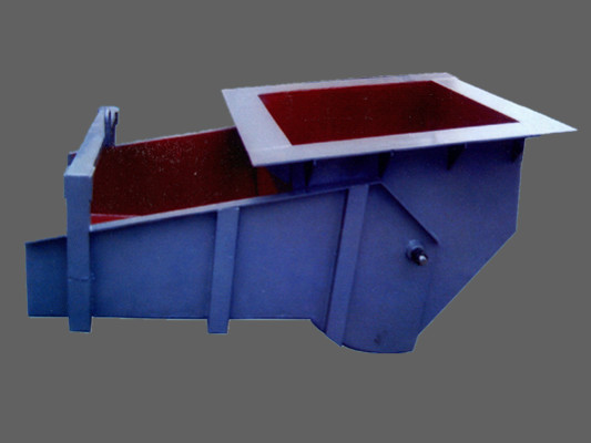 放矿机DPZ型电动簸箕式汽车装车闸门系列产品
