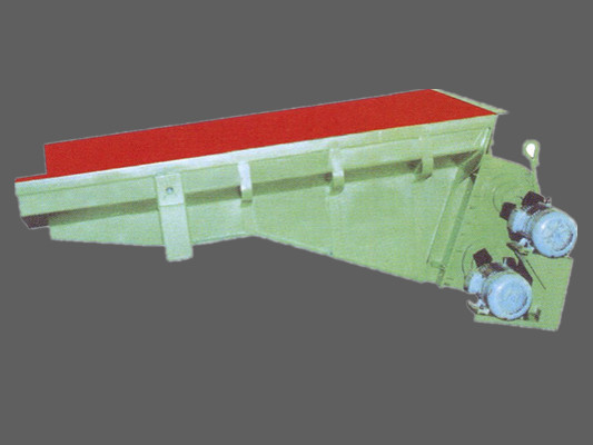 GZK型煤炭系类振动给料机