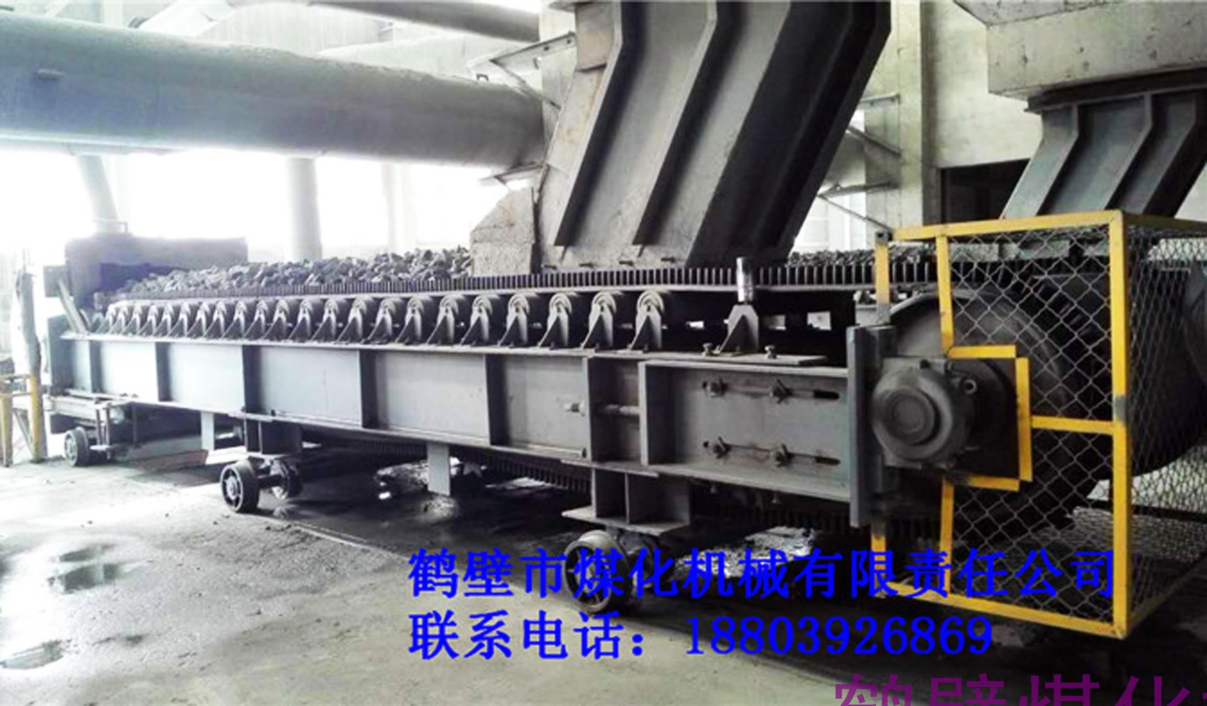 GLD-Y型移动重型带式给料机